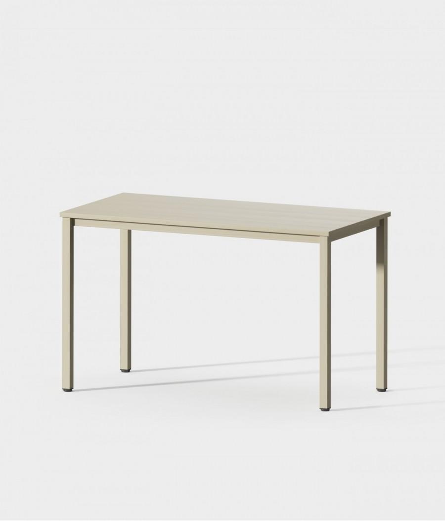 Mesa madera 120 perspectiva