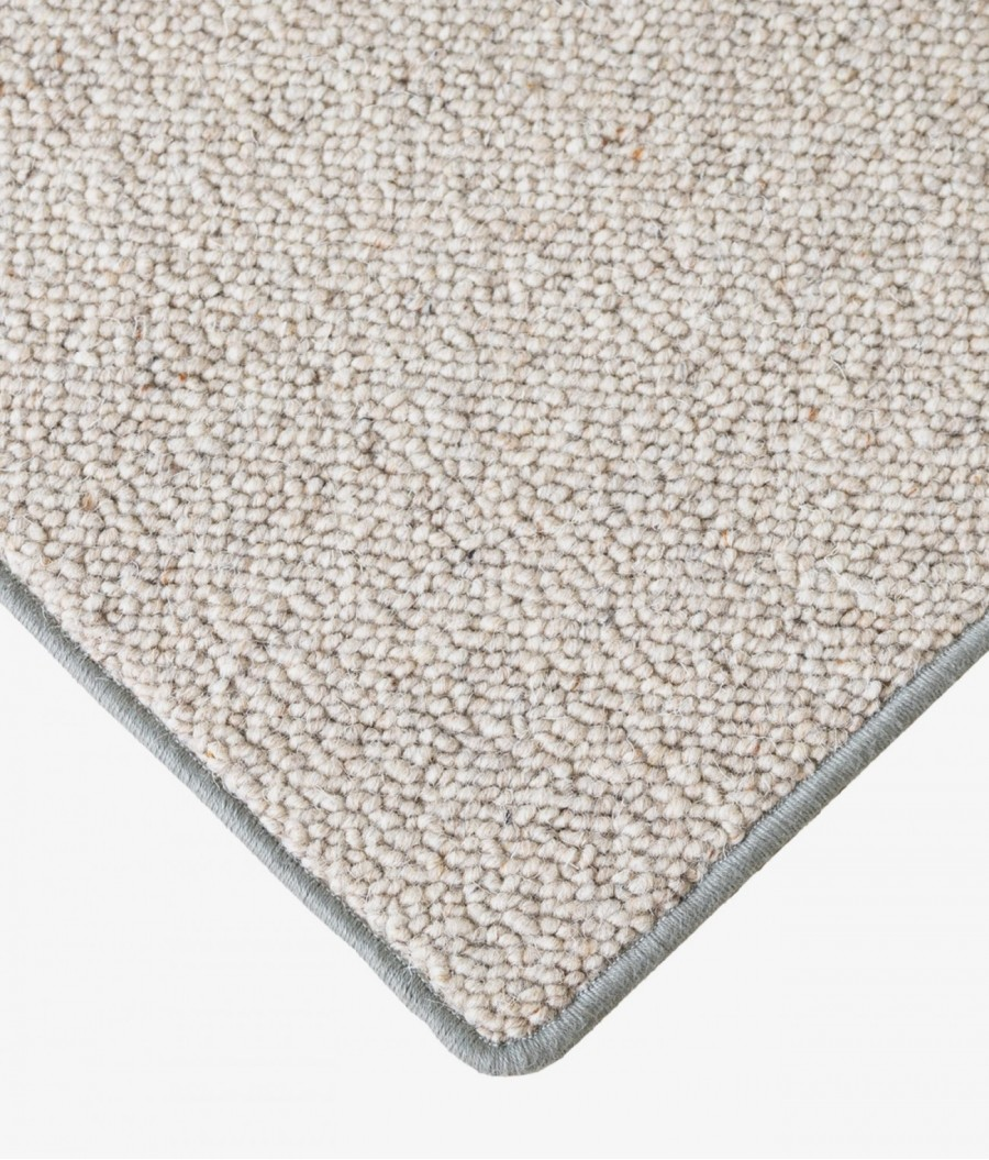 alfombras lana verde